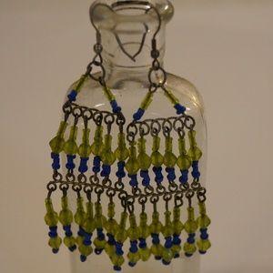 Jewelry - Vintage Earrings Artisan Made